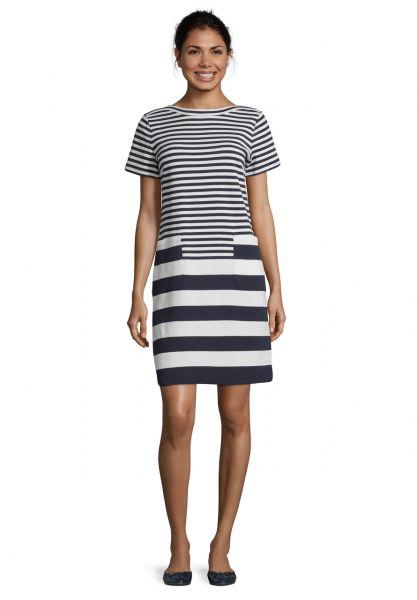 Betty Barclay Damen Kleider Sommerkleid Rock Röcke Oberbekleidung Mode marine