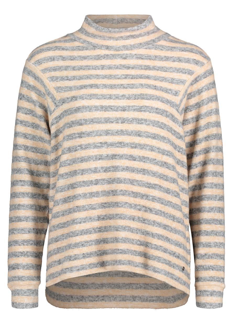 Artikel klicken und genauer betrachten! - BETTY & CO: Casual-Sweatshirt, Basic zum Verlieben. Zeitloses Casual-Sweatshirt im schlichten Design und bequemen Material. | im Online Shop kaufen